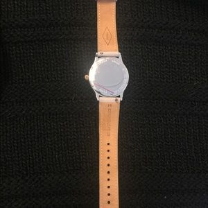 Fossil Accessories - New Fossil Rose Gold Tone Watch-No Box